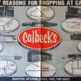 Calbeck's Newspaper Ad