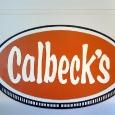 Calbeck's Original Sign Circa 1969